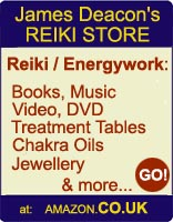 reiki books and music